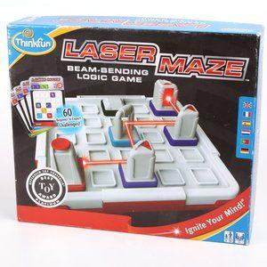 Laser Maze Game - Beam-Bending Logic Maze Game - Mensa Recommended!
